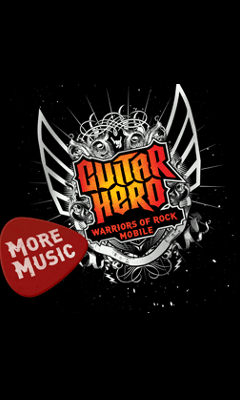 Guitar Hero Warriors of Rock Mobile More Music
