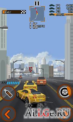 Need for Speed: The Run (JAVA 3D & 2D versions) - Жажда Скорости: Беги (+ Альбомная версия)