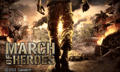 March Of Heroes (Landscape) [на Русском]