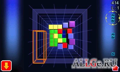 Block 3D 2 (Landscape)