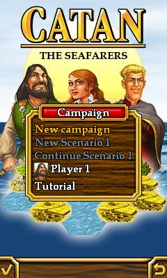 Catan 2: The Seafarers - Поселенцы Катан 2: Мореплаватели