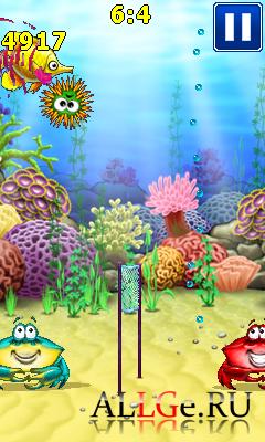 Beach Ball Crab Mayhem - Волейбол: Удар Клешней