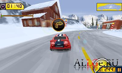 Rally Drive 3D (Landscape)