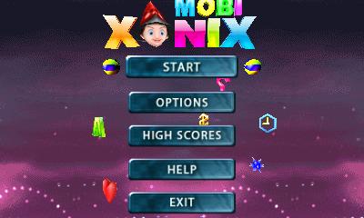 Mobi Xonix 3D (Landscape)