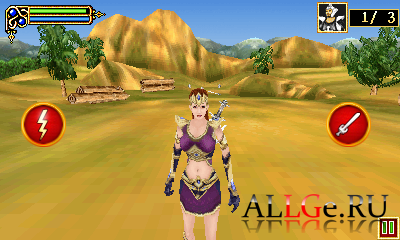 Alexia The Great 3D