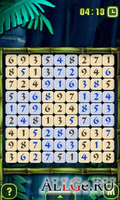 Super Sudoku [Full version] (Russian) - Супер Судоку [Полная версия] (на РУССКОМ)
