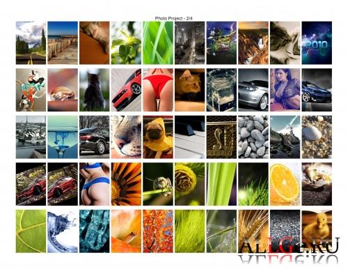Mixed Best Wallpapers by kivavladimir #1 480x800