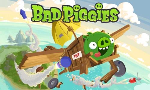 Bad Piggies .apk
