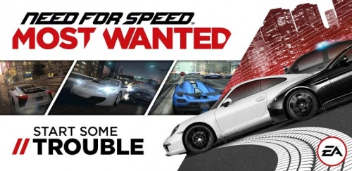 Need for Speed: Most Wanted .apk [Tegra 2]