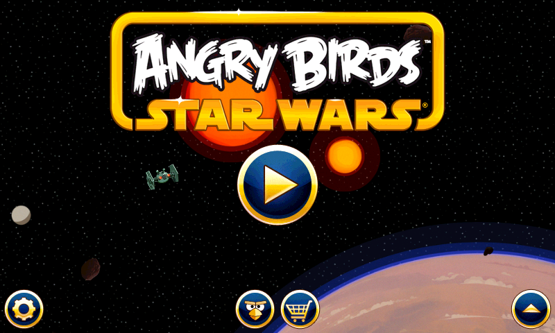 Walkthrough Level 18 Tatooine - Angry Birds Star Wars ...