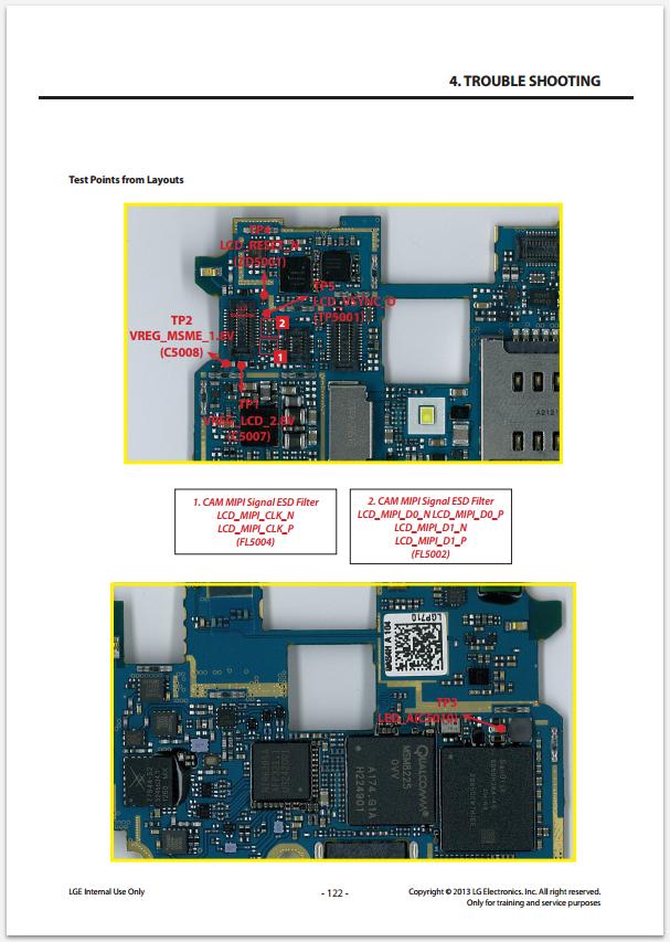 инструкция телефон Lg 715 - фото 7