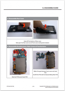 Сервисное Руководство LG P713 Optimus L7 II