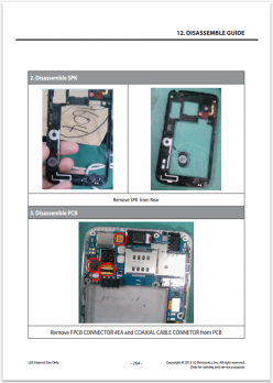 Сервисное Руководство LG E455 Optimus L5 II Dual