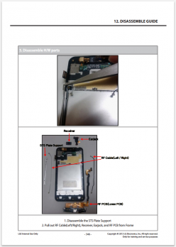 Сервисное Руководство LG P875 Optimus F5 4G LTE