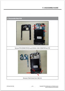 Сервисное Руководство LG D682 G Pro Lite