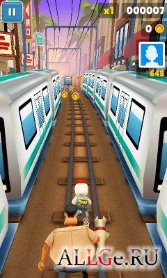 Subway Surfers 1.27.0 Los Angeles
