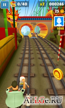 Subway Surfers 1.28.0 Beijing (Пекин)