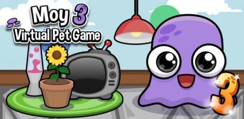 Moy 3 Virtual Pet Game - Моу 3 Милых животных