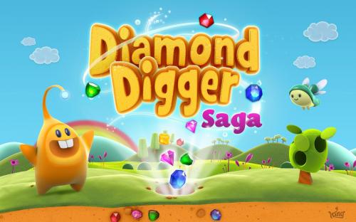 Diamond Digger Saga .apk