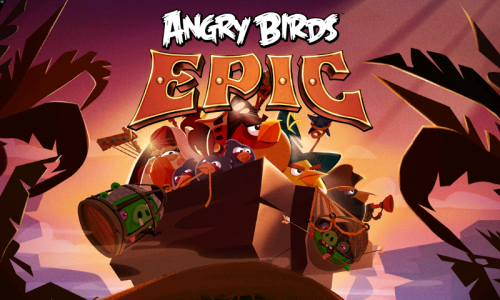 Angry Birds Epic .apk