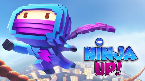 Ninja UP! — Прыг-Скок Ниндзя!