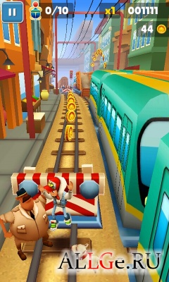 Subway Surfers: Cairo (Каир) v1.29.0 .apk