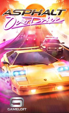 Asphalt: Погоня (Игра для Android)