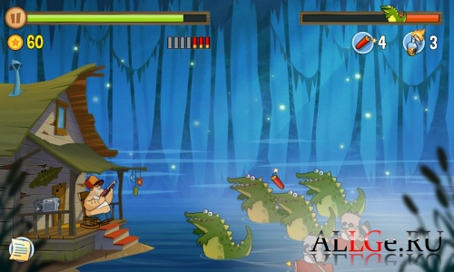 Swamp Attack .apk