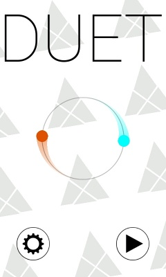 Duet (Игра для Android)