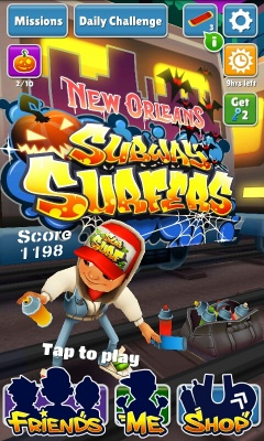 Subway Surfers World Tour: New Orleans v1.30.0 .apk