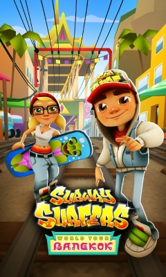Subway Surfers World Tour: Bangkok v1.31.0 .apk