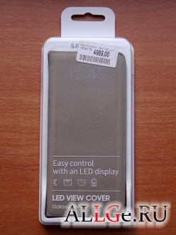 Чехол SAMSUNG LED View Cover Galaxy S8+