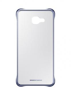 Чехол для Galaxy A7 (6) SAMSUNG Clear Cover (Black)