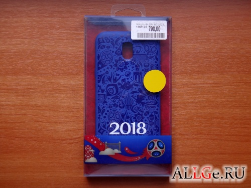 Клип-кейс 2018 FIFA World Cup RUSSIA для Samsung Galaxy J5 (2017)